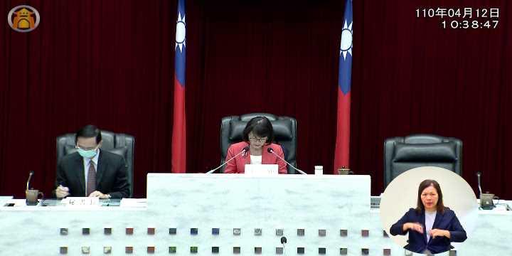 110-04-12 10:38:27 第三屆第五次定期會 市長施政報告與質詢_圖片
