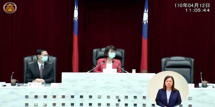 110-04-12 11:05:25 第三屆第五次定期會 市長施政報告與質詢_圖片